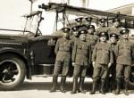 Sokat változott azóta: Így vonult egy tűzoltóautó 1920-ban és most – Videó