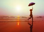 Naptej és esernyő - Megbolondul az időjárás hétvégén
