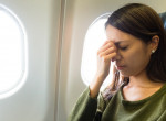 Téged is rosszullét gyötör a repülőn? Ez lehet a gyógyír a kutatók szerint