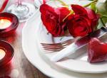 Közeleg a Valentin-nap: Íme egy háromfogásos vacsora, amivel meglepheted párod