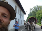Meghalt az ekhós szekérrel világot járó magyar vándor