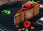 Egyszerű, sütés nélküli és hihetetlenül finom: Vegán csokis sajttorta
