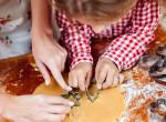 Karácsonyi keksz, ami illik a vegán étrendbe - a gyerekek is imádni fogják!