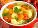 Könnyű és finom: Zöldségleves, ahogy itthon készítjük