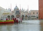 Elkeserítő állapotok Olaszországban: Újra víz alatt van Velence!