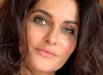 Fehérneműben mutatta meg csodás alakját a 46 éves Varga Izabella - Fotók
