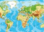 Hihetetlen, hogy van ilyen: 5 térkép, amikről meglepő dolgokat olvashatunk le
