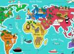 Országok és fővárosok: Most kiderül, mennyire vagy földrajzi zseni – Teszt