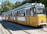 Belehalt sérüléseibe a fiatal, aki megbotlott egy sínben Budapesten