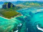 A világ egyik legkülönlegesebb természeti jelensége: Víz alatti vízesés Mauritiuson