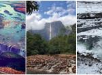 Ilyen a földi mennyország - Fotók a világ legszebb vízeséseiről