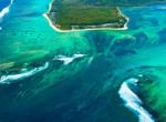 Ilyen nincs még egy a világon! Káprázatos videó a mauritiusi tenger alatti vízesésről