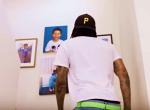 Először mutatta meg fényűző otthonát a világ legnépszerűbb rappere - Videó