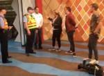 Rendőri intézkedés zavarta meg a Reggeli mai adását - videó!