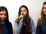 Három magyar lány éneklését osztja mindenki! Nem véletlenül - Videó