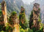 Ez a hely maga a Mennyország - Zhangjiajie Nemzeti Erdő Park