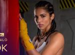 Egy nő, akinek állami gondozottként indult az élete, de kick-box bajnok lett belőle