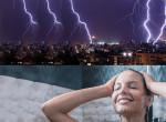 Jó ha tudod: Ezért veszélyes vihar közben zuhanyozni