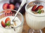 Szarvasgombás-fehércsoki mousse