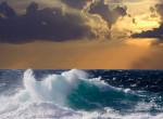 Fata Morgana - egy jelenség az óceánon, amelytől sok hajós retteg