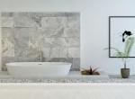 Dobd fel a padlót a fürdőszobában - a kőberakás 2021 legszebb designja