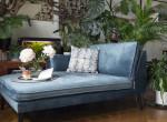 Tarol az indusztriális stílus a kanapé designban - inspiráció egy festőnő otthonából