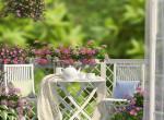 Egyszerű dekortippek, amelyekkel feldobhatod a kis erkélyed tavaszra