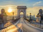 Van még egy Lánchíd Európában, kísértetiesen hasonlít a budapestihez - fotó