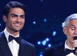 Ő Andrea Bocelli kisebbik fia: nők milliói rajonganak a szívdöglesztő Matteóért – fotók