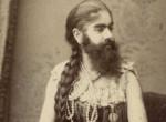 Annie Jones a szakállával együtt hódított a férfiak körében – már 15 évesen férjhez ment