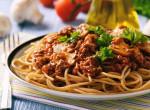 Világbajnok bolognai spagetti – Ezt a szószt magában is elkanalaznád