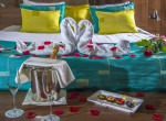 Romantikus bekészítés, Castellum Hotel Hollókő