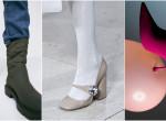 Ezeket a cipőket viseljük ősszel - fotókon a legnagyobb trendek