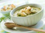 Hűsítő finomság egy kis csavarral – hideg cukkinikrémleves fetával