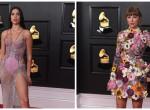 Gyönyörű ruhák - képek a Grammy-díjátadó legcsinosabb sztárjairól