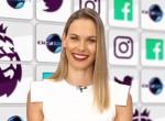Félmeztelenre vetkőzött a magyar műsorvezetőnő – Brutál szexi fotó készült róla