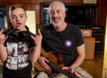 Hajós András megindító közös dalt írt egy Down-szindrómás kisfiúval