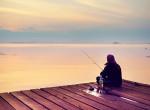Sokkot kapott a horgász, amikor meglátta, milyen élőlény mered rá a hal szájából