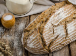 A kenyér, ami szinte saját magát készíti el – Dagasztásmentes cipó házilag