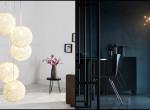Modern lámpák, amelyek magasabb szintre emelik a világítást a lakásban
