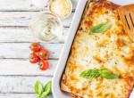 Ne rettegjünk a besameltől – Isteni olasz lasagne házilag