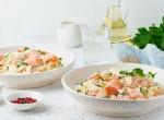 Tejszínes lazacos tészta - Így süsd a halat, hogy tökéletes legyen