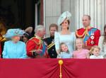 Ezt üzente a királyi család Harrynek és Meghannek kislányuk születése után