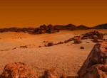 Döbbenetes képződményt találtak a Mars felszínén