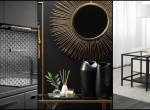 Nagy divat lett a matt fekete - bútorok, kiegészítők, dekoráció