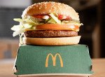 Évekig tökéletesítették a receptet, végre érkezik a vegán mekis burger