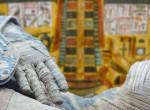 Ilyet még a régészek sem láttak: egy várandós nő múmiája rejlett az egyiptomi szarkofágban