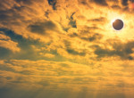 Világszerte csodálják a zseniális videót, amit egy magyar férfi készített a napfogyatkozásról