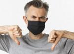 Itt a legújabb őrület: maszkot hordanak a vakcinaellenesek, hogy a beoltottaktól védjék magukat