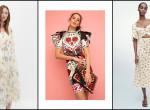 Romantikusak, bájosak, kacérok - a legszebb virágmintás ruhák